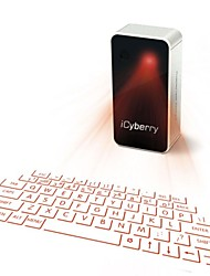 iCyberry Laser Projection Virtual Keyboard for iPhone, smartphone, laptop or tablet