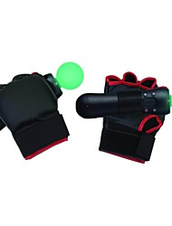gants combat de boxe se déplacent ps contrôleur de mouvement pour sony ps3 console jeu vidéo