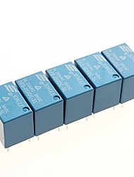 Power Relay DC 05V 4100 SRS-05VDC-SL(5PCS)