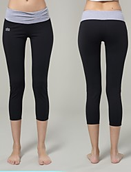 Yokaland Three-Dimensional Cut Slim Fit Yoga Capri