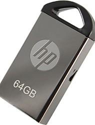 HP Mini hierro hombre v221w 64gb usb 2.0 flash drive