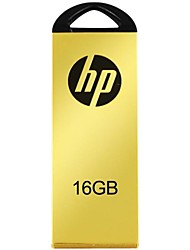HP v225w 16gb usb 2.0 flash tyrans locaux or