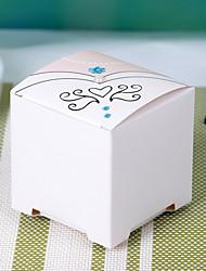 12 Stück / Set Geschenke Halter-kubisch Kartonpapier Geschenkboxen