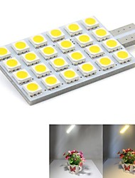 Led Automotive Car T10 24*5050SMD 2W 250LM DC 12V Turn Signal Side Marker Lamp