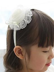 Girls Hair Accessories Headbands , All Seasons Chiffon