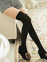 женская шить колено бары колготки
