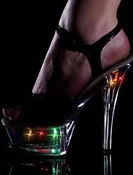 Women's Shoes Platform Stiletto Heel Sandals Shoes