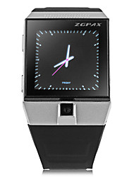 "XN - GT88 1.54"" Android 4.0 Smart Watch Mobilephone(512MB RAM,1GB ROM,MP3,500mAh Capacity,1.3M Camera)"