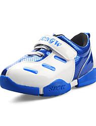 Sneakers Tendance ( Bleu/Rouge ) - N/C - Confort/Bout fermé