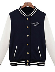 yibeier moda manga longa coat_78