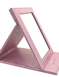MAKE-UP FOR YOU Large Cosmetic Mirror (Pink)