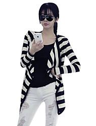 della banda di stile coreano loose fit cardigan di svago delle donne