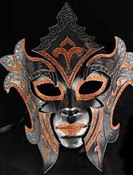 maschera veneziana uomini italiani d'epoca di lusso di