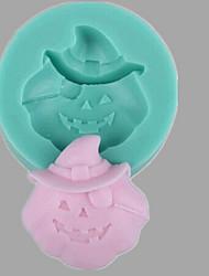 rosalie halloween menschliche Skelett Schädel Fondantkuchen Schokolade Silikonform s1903813