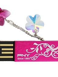 PNY Lovely Attaché-Flower 16GB USB Flash Drive Crystal