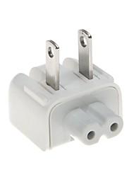 cargador portátil viajes codo para el macbook y otro uso (5 pin, 16.5 v, 60 w, 16.5 a, 1,8 m, enchufe de EE.UU.)