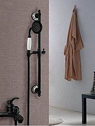 Shower Faucet Oil-rubbed Bronze Wall Mount Handheld