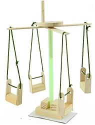 Velocidade de rotação para diy força centrífuga novidade brinquedos educativos