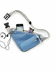 Cycling Waterproof Canvas Multifunctional Waist Bag
