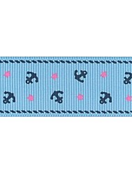 3/8 polegadas fita-10 impressão em fita padrão âncora forma marinheiro costela quintal cada saco