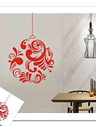 ZOOYOO® Cute Colorful PVC Removable red China style of  Wall Stickers Hot Selling Wall Decals For Home Decor