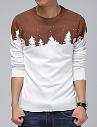 Men's Fashion Slim Pullover