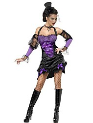 Theme Party Witch Adult Women's Halloween Costume
