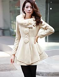 novo casaco fino coreano Ruizhi