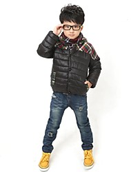 Boy's Cotton Jacket & Coat , Winter/Spring/Fall Long Sleeve
