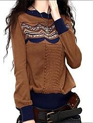 Lanterna do vintage da crânios luva outono e inverno camisola projeto curto camisola básica pullover camisola das mulheres