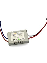 AC 85-265V в постоянный 20-45v 8-12x1w привело внутренний драйвер для Потолочные светильники с случае
