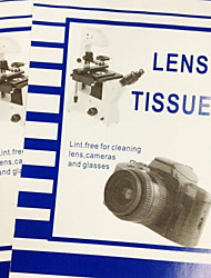 Lens Tissue Cleaning Paper for Lenspen Blower Water