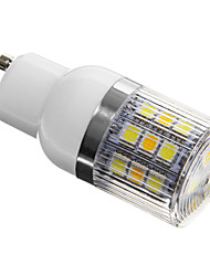 4W GU10 LED Corn Lights T 31 SMD 5050 280 lm Natural White AC 220-240 V