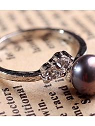 Ring Ladies' Pearl Pearl