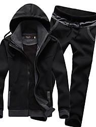 Men's New Winter Hooded Sportswear