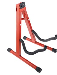 Red Folding Guitar Stand SD-01