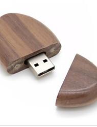 creativo usb flash drive 2gb di legno