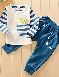 Boy's Cotton Clothing Sets