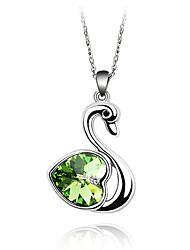 sophie Frauen österreichischen Kristall Halskette