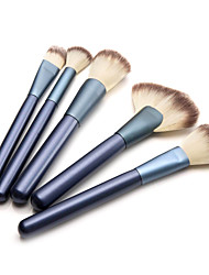 Professional 22 Pcs Advanced Makeup Brush Set Cosmetic Make Up Tools with Leather Bag