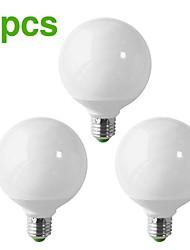 Pack de 3 h + lux ™ cfl g95 22w e27 1200lm cri>80 2700k ampoule blanc chaud (AC220-240V)