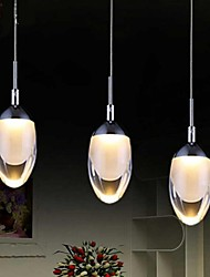 New Design 3 Lights Modern Led Pendant Light