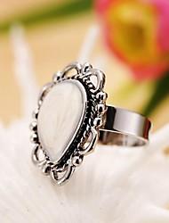 Fashion Vintage OL Heart Love Ring for Women ,Men Jewelry Gift