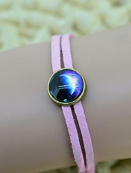 Womne's Galaxy Star Pattern Series Time Gem Bracelet