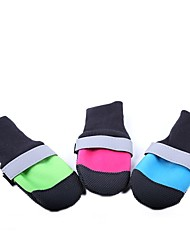 Stylish Super Wear-resistant Pet Oxford Cloth Shoes for Pets Dogs