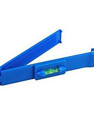 ferramentas de corte de cabelo diy régua horizontal bangs clipe trimmer prémio cabelo pacote de ferramentas de corte