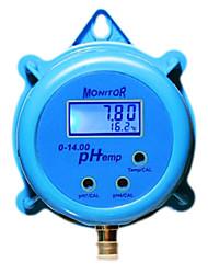 digitale ph temperatuurbewaking zuurgraad meter thermometer voor aquarium grondloze cultuur