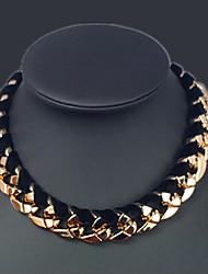 Луна году женская сплава ожерелье веревочки