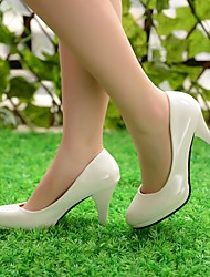 Women's Shoes Round Toe Stiletto Heel Pumps Shoes More Colors Available