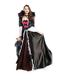 Dresses Women's Performance Polyester Black Performance Halloween / Gothic